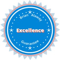 excellence guarantee seal
